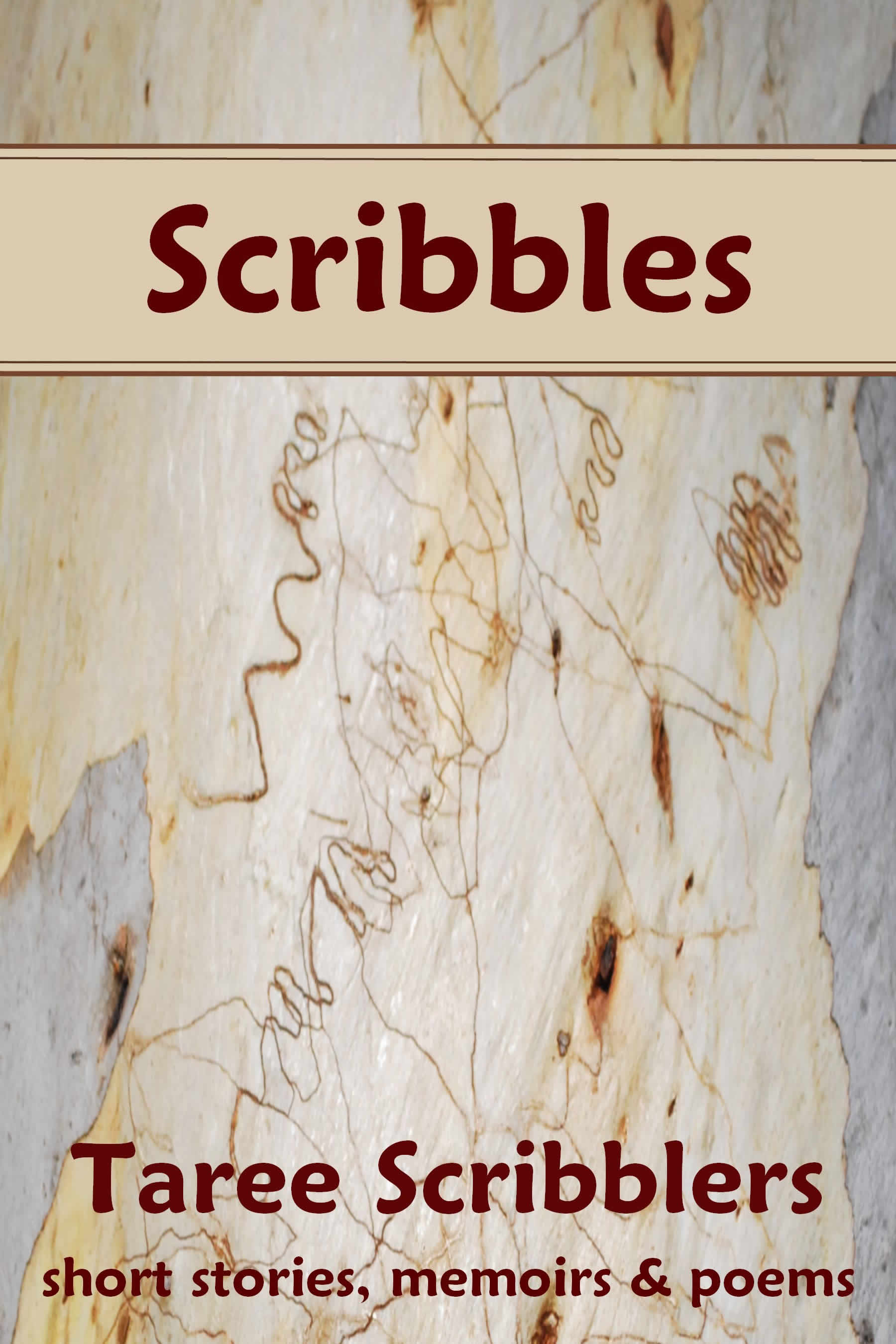 scribbles book cover